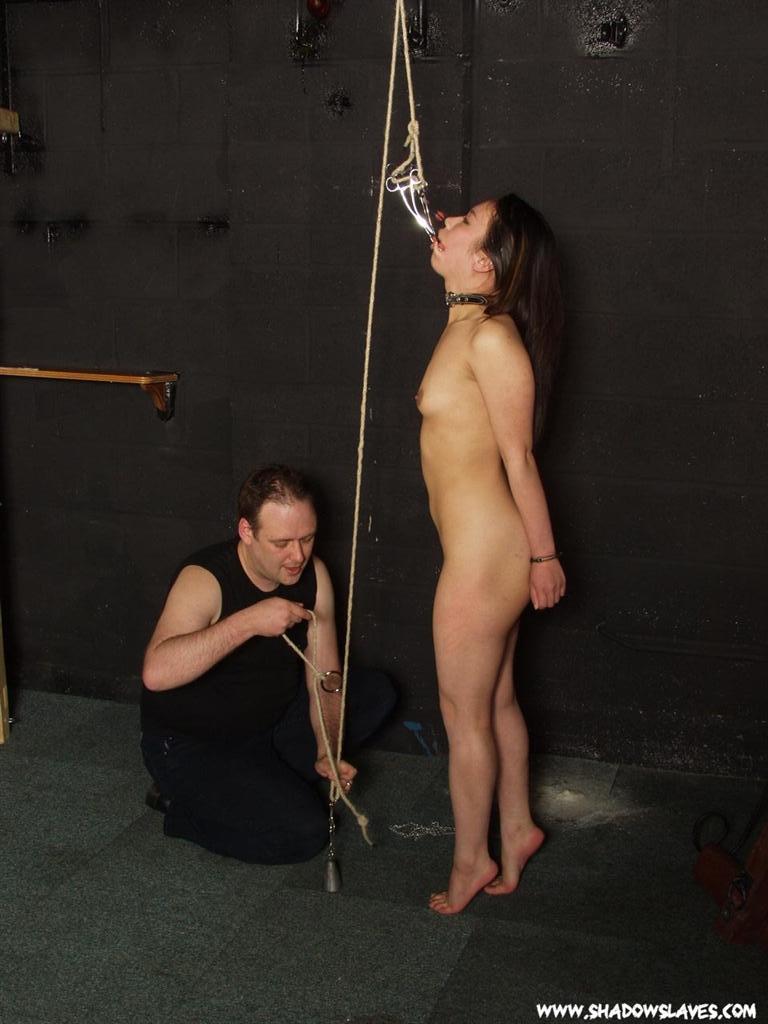 Japanese yakuza slave girls bondage