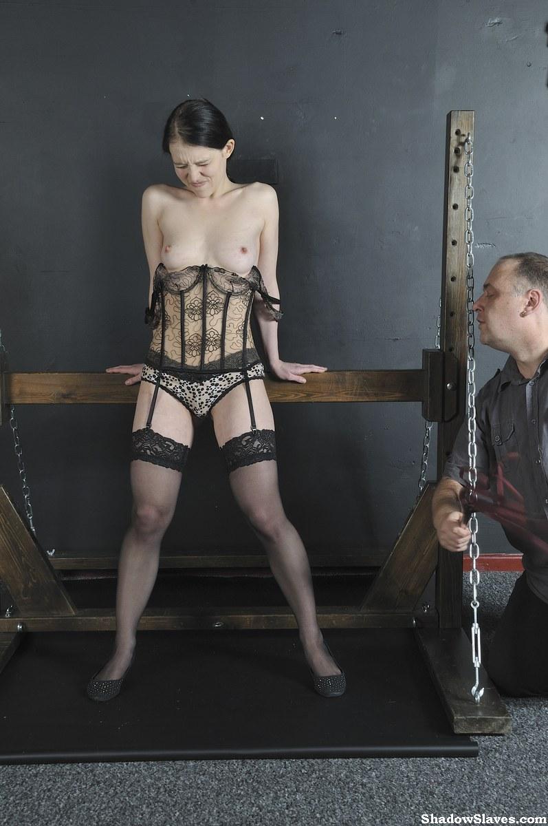 image Amateur slavegirl ass punishment